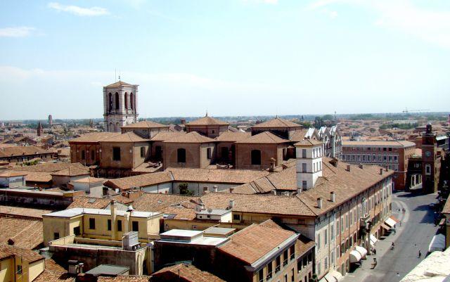 Zdjęcia: Castello Esente, Emilia Romana, Ferrara, WłOCHY