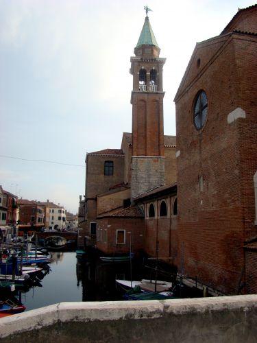 Zdjęcia: Chioggia, Weneto, Kanał, WłOCHY