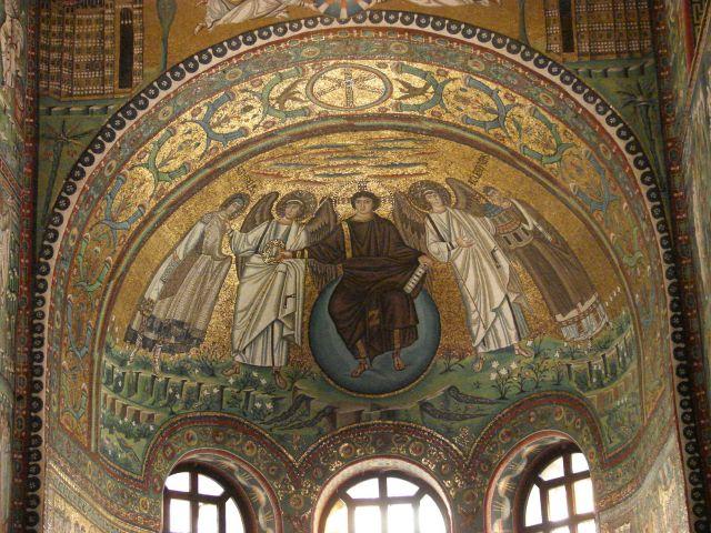 Zdjęcia: Rawenna, Rawenna, kościół San Vitale, WłOCHY