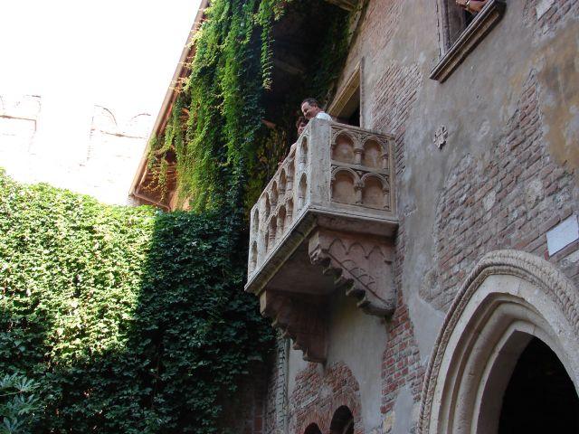 Zdjęcia: Werona, Werona, Casa Capuletti, WłOCHY