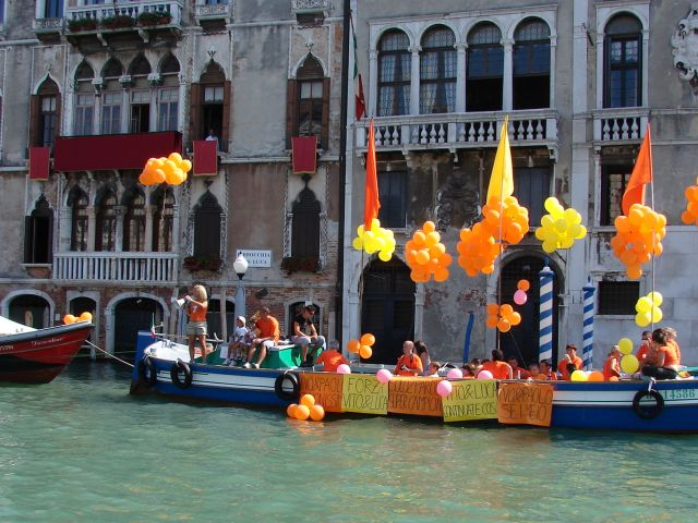 Zdjęcia: Wenecja, Wenecja, Canale Grande, WłOCHY