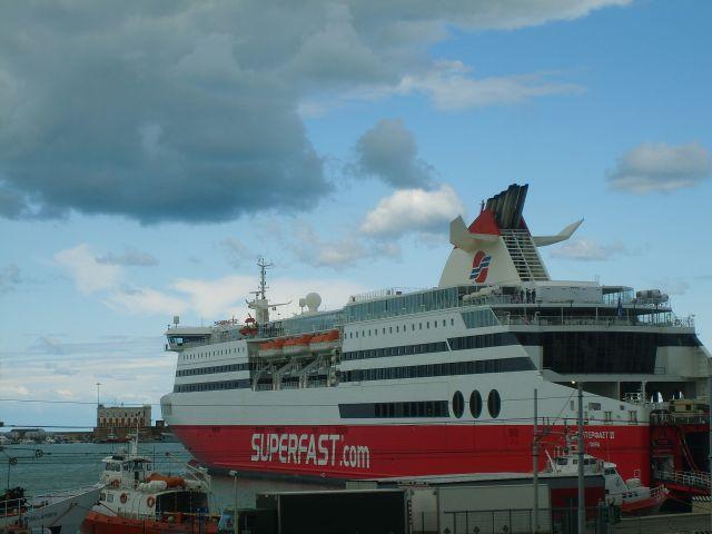 Zdjęcia: Ancona, wybrzeże Adriatyku, Prom, WłOCHY
