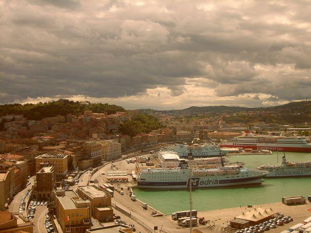 Zdjęcia: Ancona, wybrzeże Adriatyku, port, WłOCHY