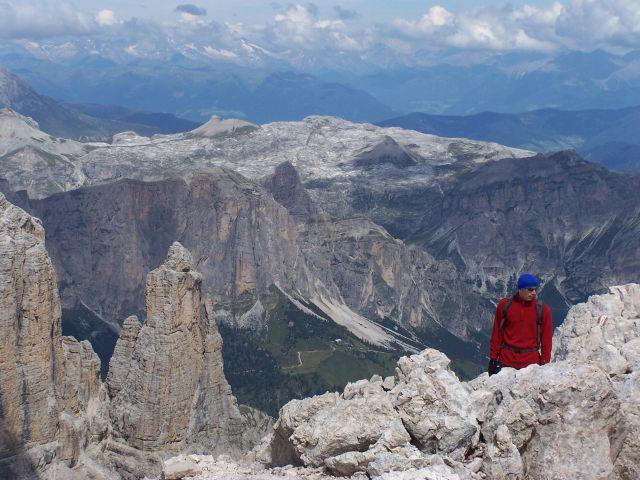 Zdjęcia: Sasso Pordoi, Dolomity, !!!, WłOCHY
