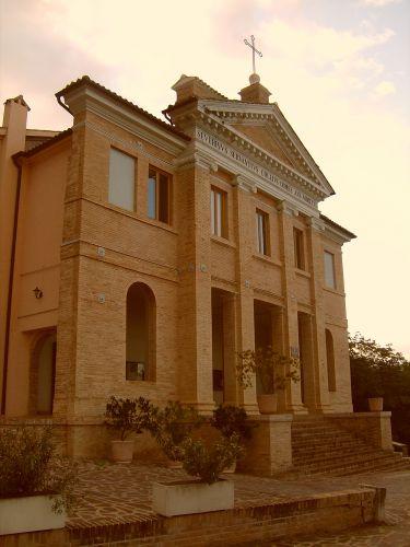 Zdjęcia: San Severino Marche, Marche, Santuario di S.Pacifico, WłOCHY