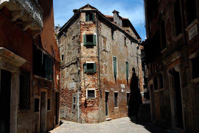 Zdjęcia: Wenecja, Wenecja, Ruina, WłOCHY