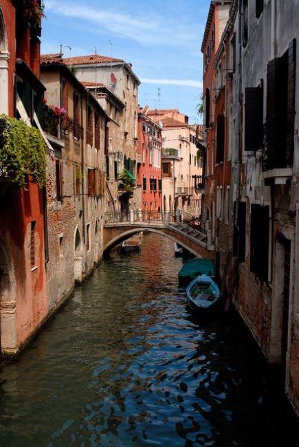 Zdjęcia: Wenecja, Wenecja, Kanal, WłOCHY