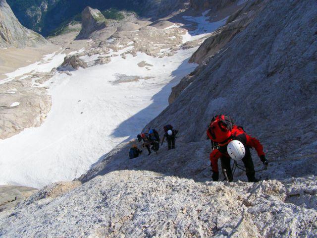 Zdjęcia: Marmolada, Dolomity, Ferraty2, WłOCHY