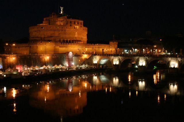 Zdjęcia: Rzym, Nocą, WłOCHY