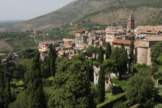 Zdjęcia: Tivoli, Villa d'Este, WłOCHY