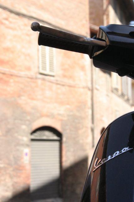 Zdjęcia: Siena, Vespa, WłOCHY