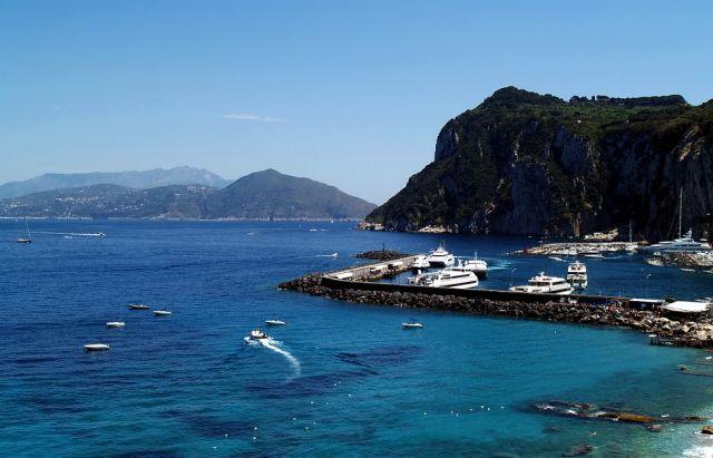 Zdj�cia: Capri, wyspa, isola capri, W�OCHY