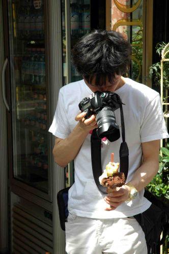Zdjęcia: florencja, japońska technika, WłOCHY