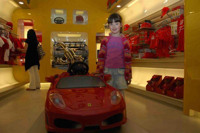Zdjęcia: modena- w fabryce Ferrari, ja i moja fura, WłOCHY