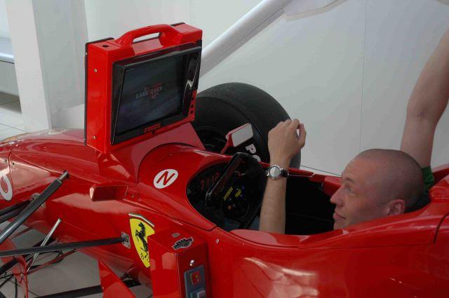 Zdjęcia: modena- fabryka Ferrari, koniec marzeń- game over, WłOCHY