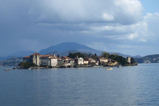 Zdjęcia: widok od Stresy, Lago Maggiore, isola Superiore, WłOCHY