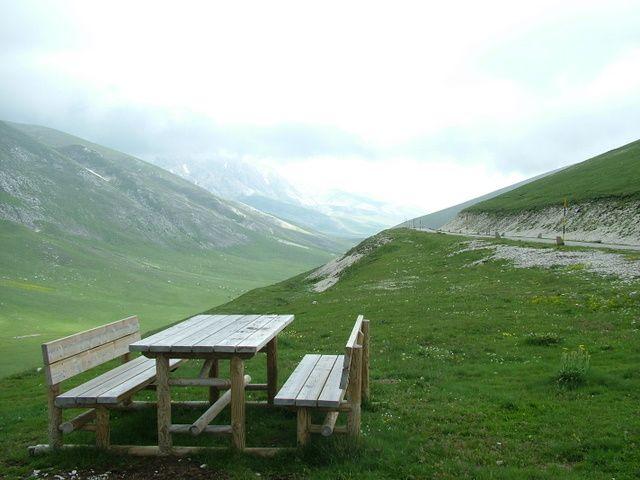 Zdjęcia: Campo Imperatore., Abruzja, Abruzja we Wloszech-region do odkrycia. , WłOCHY