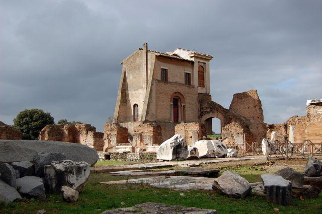 Zdjęcia: Rzym, Włochy, Takie tam kamyczki, WłOCHY