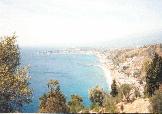 Zdjęcia: Taormina, Sycylia, Wybrzeże, WłOCHY