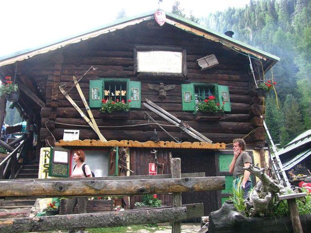 Zdjęcia: Dolomity, ., Alpejska bacówka, WłOCHY