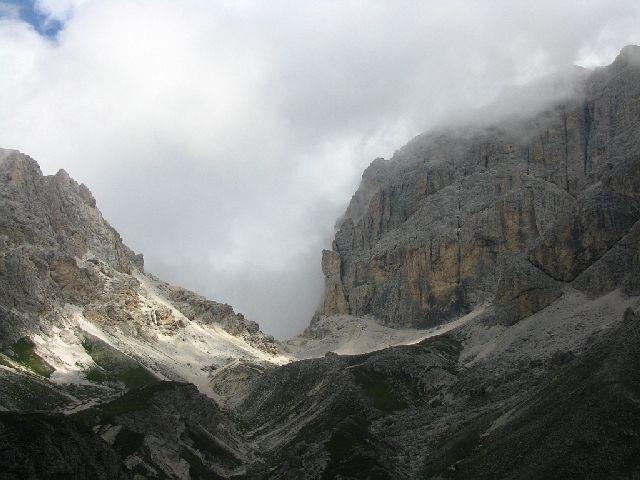 Zdjęcia: Dolomity, ., Przełęcz Principe, WłOCHY