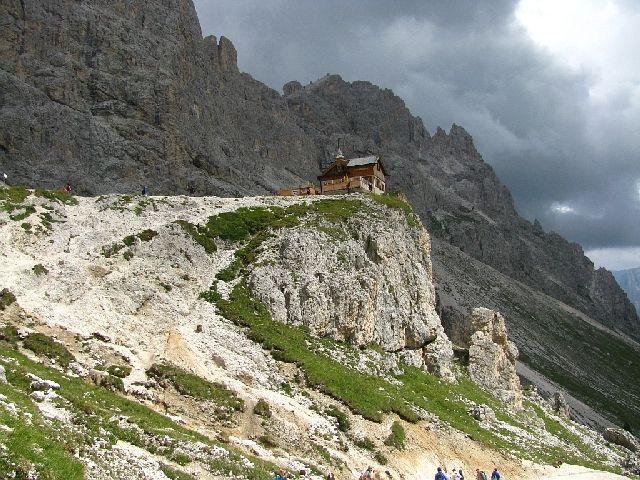 Zdjęcia: Dolomity, ., Schronisko Vajolet, WłOCHY