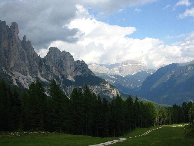 Zdjęcia: Dolomity, ., Dolina Vajolet, WłOCHY