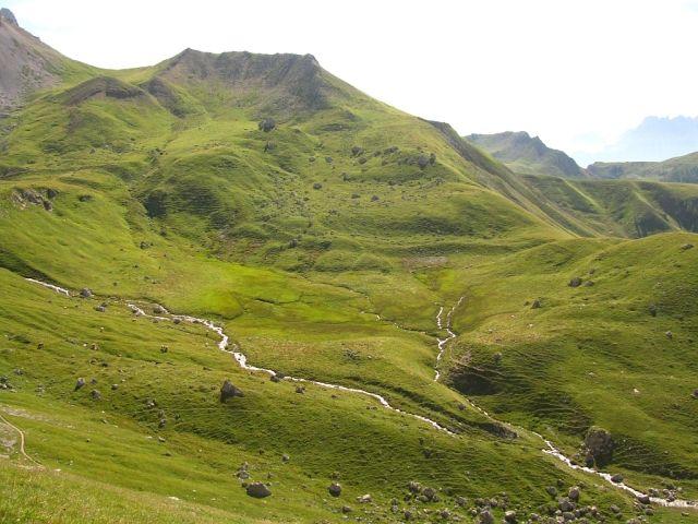 Zdjęcia: Dolomity, ., W drodze na przełecz Cirelle, WłOCHY