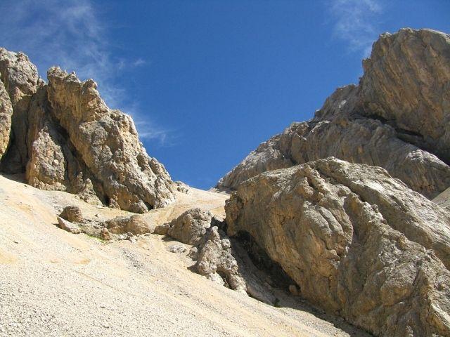 Zdjęcia: Dolomity, ., Przełecz Cirelle 2683 m n.p.m., WłOCHY