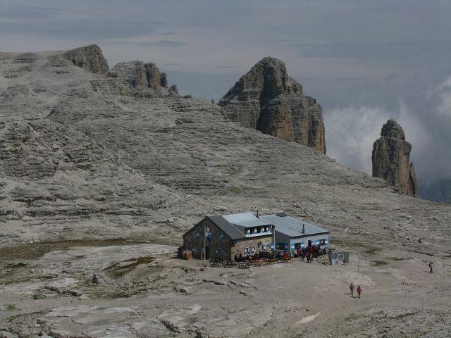 Zdjęcia: Sas Pardoi, Dolomity, Schronisko Boe, WłOCHY