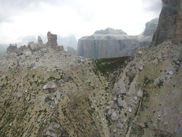 Zdjęcia: Sas Pardoi, Dolomity, Taras Dolomitów, WłOCHY