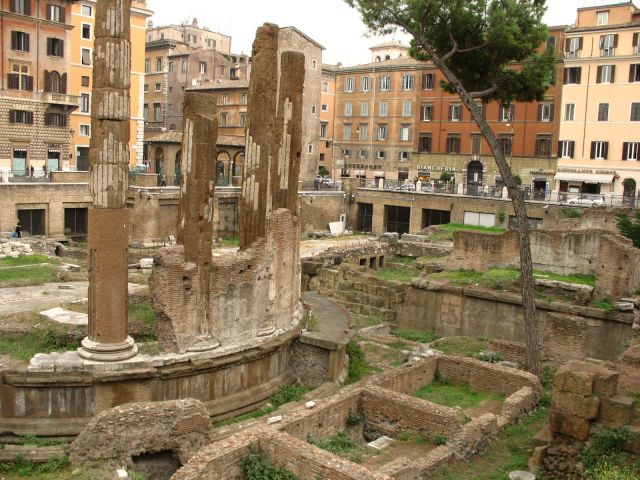 Zdjęcia: Rzym, Rzym, forum, WłOCHY