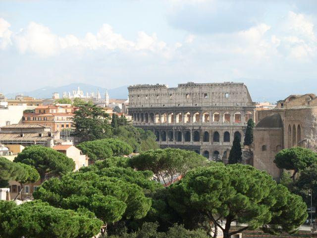 Zdjęcia: Rzym, Rzym, wciaz stoi ...Coloseum, WłOCHY