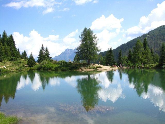 Zdjęcia: Dolomity, ., Dolina San Pelegrino, WłOCHY