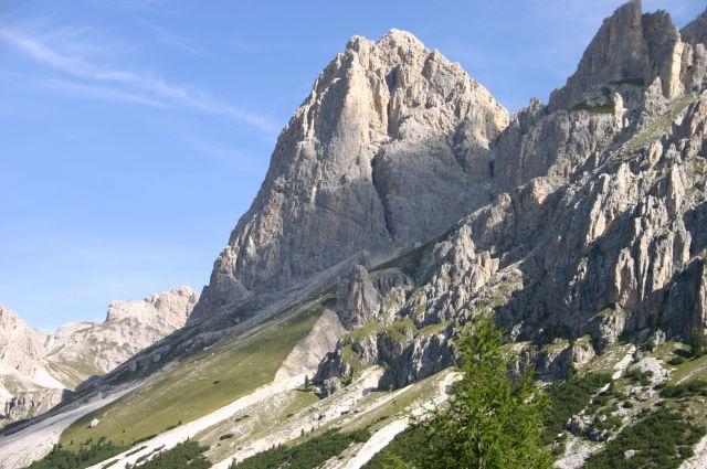 Zdjęcia: Dolomity, Dolomity, sypiace sie góry, WłOCHY