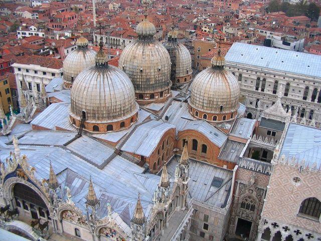 Zdjęcia: Wenecja, Wenecja Euganejska [Veneto], Bazylika św. Marka w Wenecji, WłOCHY