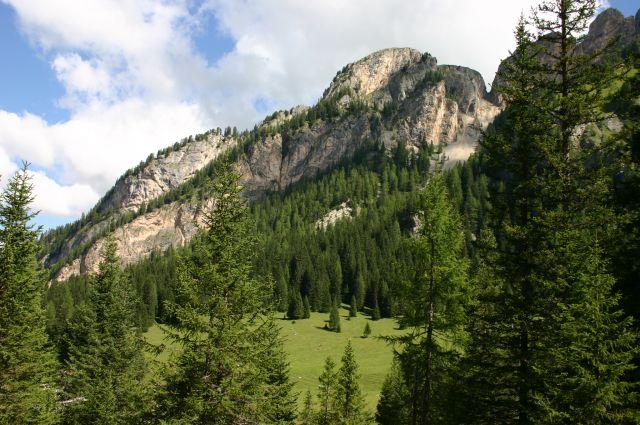 Zdjęcia: ., Dolomity, w trakcie wędrówki, WłOCHY