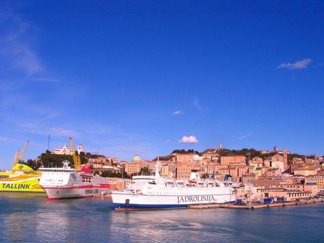 Zdjęcia: Ankona, Marche, Port w Ankonie, WłOCHY