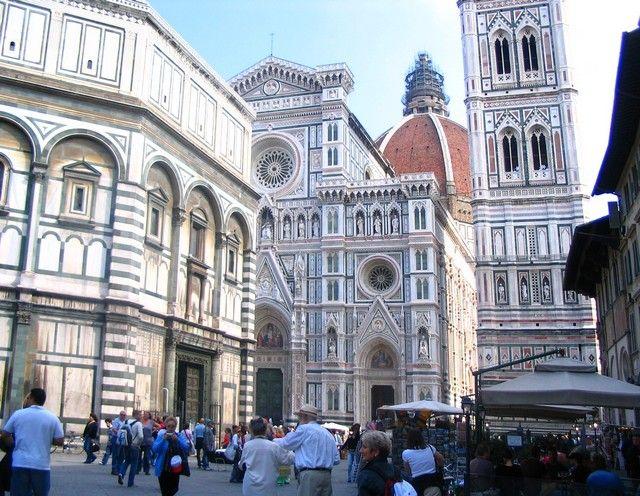 Zdjęcia: Florencja, Toskania, Katedra Santa Maria del Fiore, WłOCHY