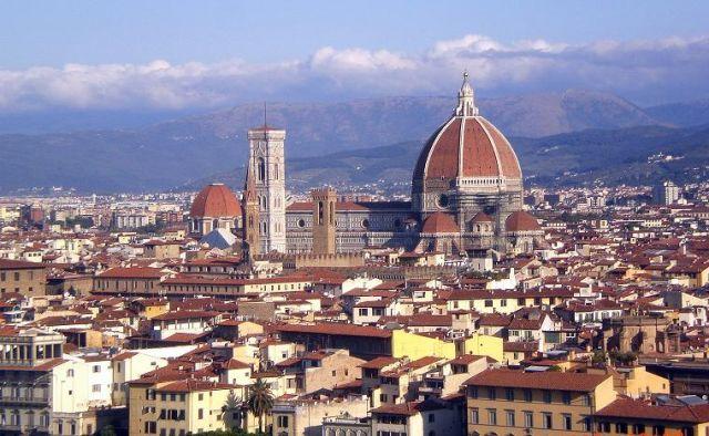 Zdjęcia: Florencja, Toskania, Florencja w słońcu, WłOCHY