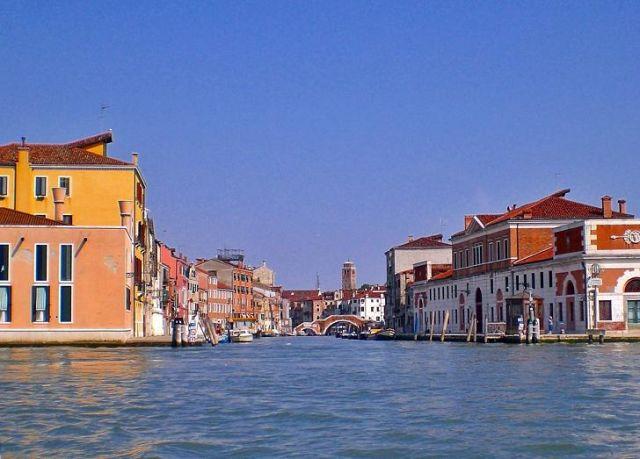 Zdjęcia: Wenecja, Venetto, Widok z laguny, WłOCHY