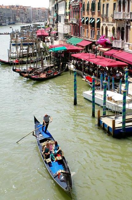 Zdjęcia: Wenecja, Venetto, Klasyczny widok, WłOCHY