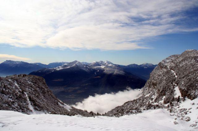 Zdjęcia: Paganella, Val di Sole, mgły, WłOCHY