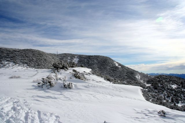 Zdjęcia: Paganella, Val di Sole, nawisy śnieżne, WłOCHY