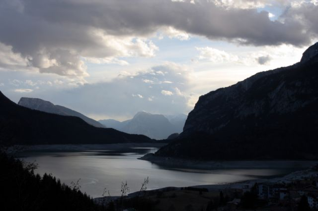 Zdjęcia: Paganella, Val di Sole, jezioro, WłOCHY