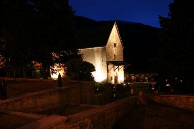 Zdjęcia: Paganella, Val di Sole, kościółek, WłOCHY