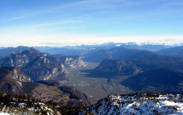 Zdj�cia: Paganella, Val di Sole, w dolinie, W�OCHY