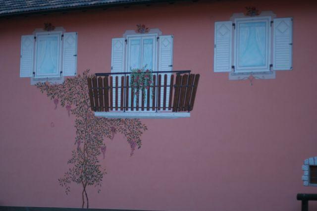 Zdj�cia: Paganella, Val di Sole, malunki na scianie, W�OCHY