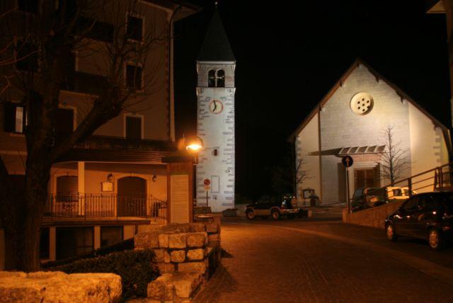 Zdjęcia: Paganella, Val di Sole, kościłóek, WłOCHY