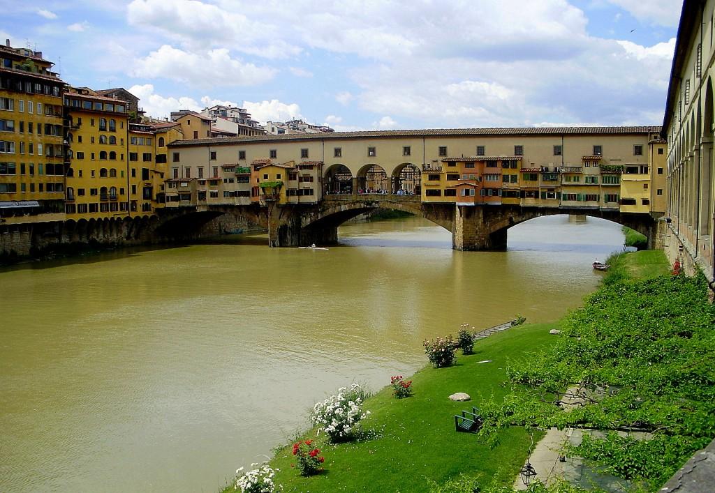Zdjęcia: Florencja, Toskania, Ponte Vecchio, WłOCHY